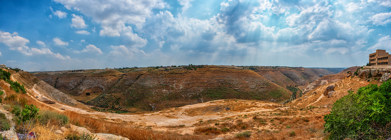 Hawar Valley Panorama