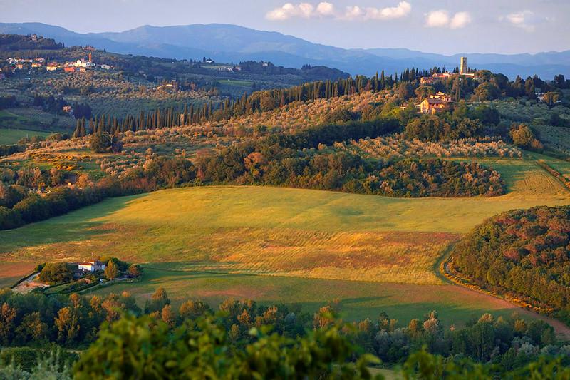 Montespertoli, Tuscany