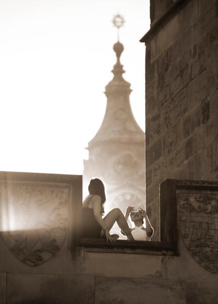 snapshots in Prague