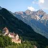 Vaduz castle Liechtenstein