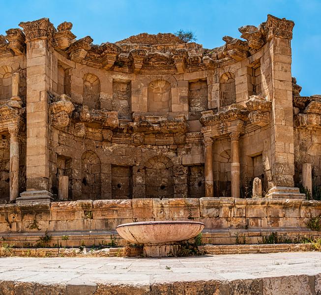 Jerash Nymphaeum