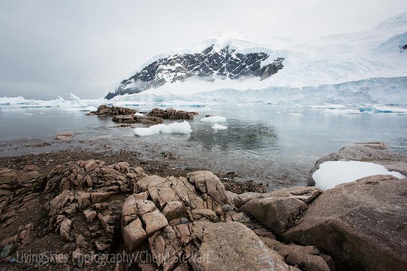 Shoreline & Icecap