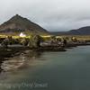 Fishing village along the Snaefellnes Peninsula