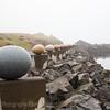 Stone Eggs of Merry Bay - Djupinvogur