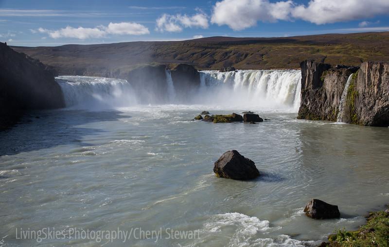 Godafoss - Waterfalls of the Gods