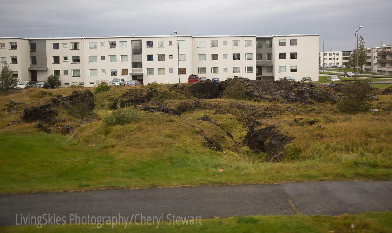 Ground left alone in Reykjavik for Huldufolk, hidden people or trolls
