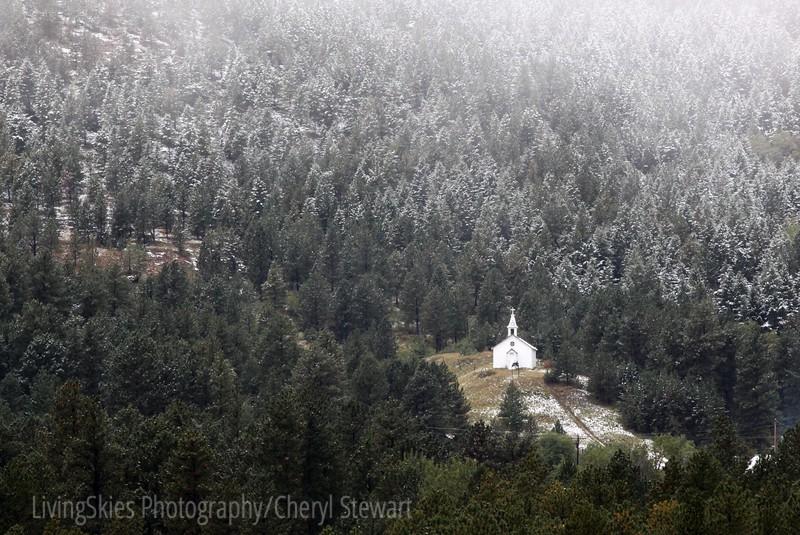 Zortman Montana, Church