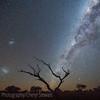 Magellanic Clouds, Milky Way & Zodiacal Light - WOW !
