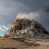 White Dome Geyser    YNP