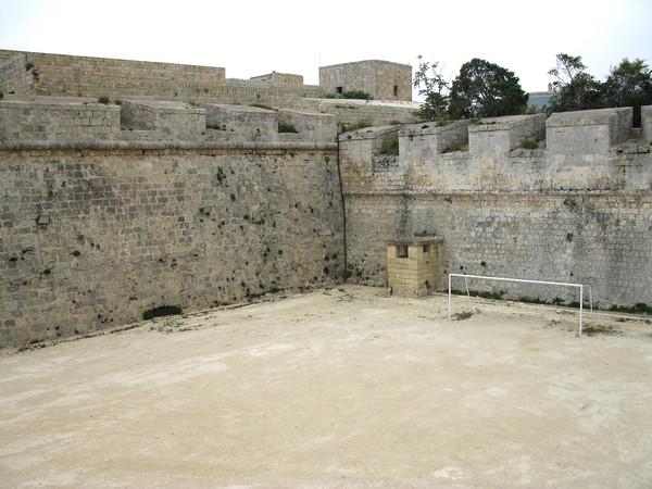 Mdina City Walls, Malta