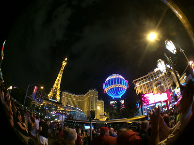 Las Vegas, Nevada - Taken with iPhone