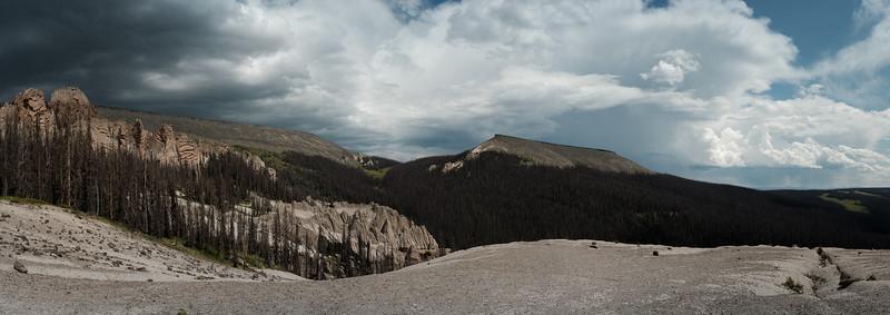 Wheeler Geologic Area. Southern Colorado, 2019.