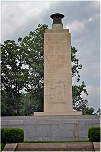 The Eternal Light Peace Memorial.