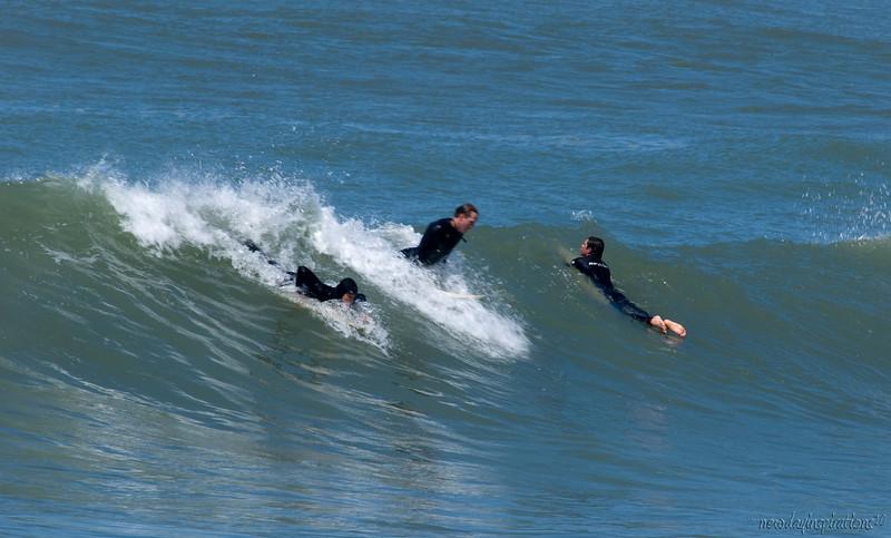 Rock-a-way Beach Pacifica