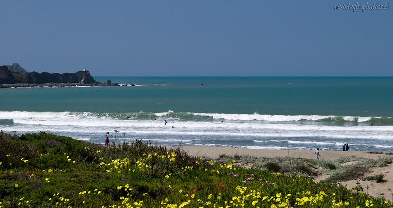 Linda Mar Beach Pacifica