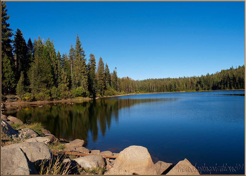 Snowflower Lake