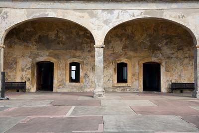 San Juan, PR: Castillo de San Cristóbal