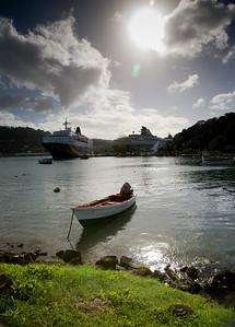 St. Lucia: Harbor