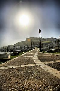 San Juan, PR: Santa Maria Magdalena de Pazzis Cemetery