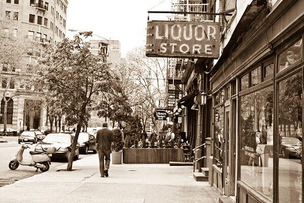 streets of Tribeca