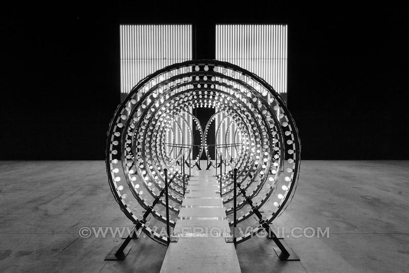 Y by Carsten Höller at Doubt Exhibition, Pirelli Hangar Bicocca