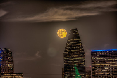 Big Moon at Trinity Groves