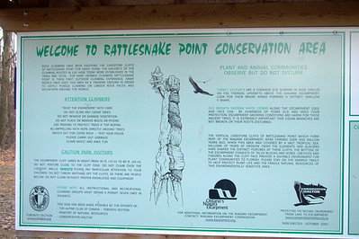 Trip to Rattlesnake Point