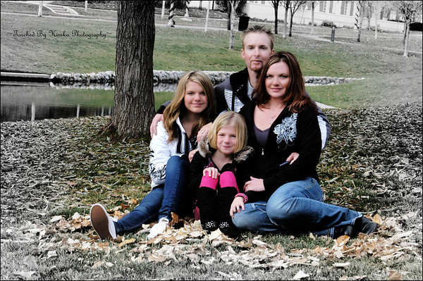Tristan & His Girls  ♥  <3 Our parents said they were the best pictures of us and the grand kids ever!  I'd like to talk the whole family into doing some more this spring!