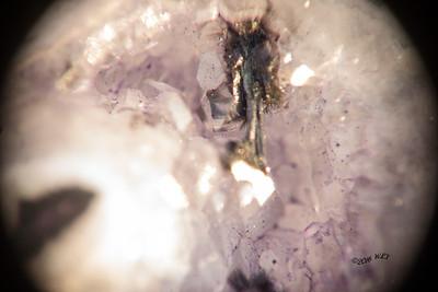 Inside a Geode