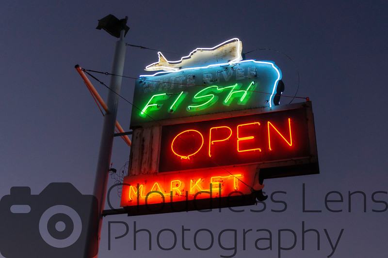 White River Fish Market