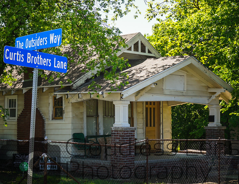 The Outsiders House