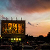 Outsiders at the Drive-In