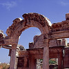 Hadrian's arch near Ephesus