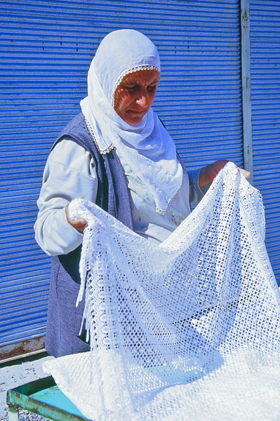 Street vendor near Ankara