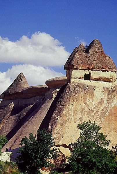 Fairy Chimneys near Cappadocia