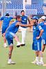 Mumbai Net practice during IPL 3 at Brabourne Stadium for match against Bangalore.