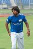 Lasith Malinga  <br /> Mumbai Net practice during IPL 3 at Brabourne Stadium for match against Bangalore.