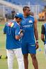 Kieron Pollard  <br /> Mumbai Indians net practice during IPL 3 at Brabourne Stadium for match against Bangalore.