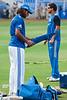 Saurabh Tiwary<br /> Mumbai Net practice for IPL 3