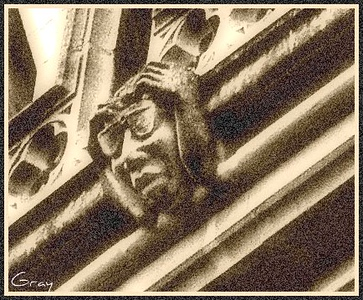 Gargoyle, London