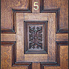 Door Detail, Wroxton Abbey