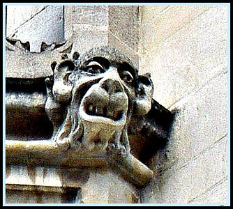 Gargoyle 2, London