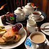Lovely Cream Tea, Oxford, UK