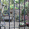 Through the Garden Gate <br /> Looks better bigger<br /> <br /> ©2008 FlorieGray