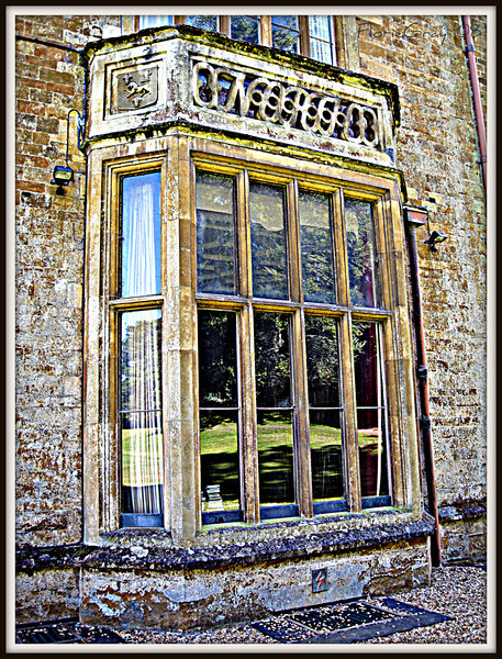 Windowlight <br /> ...on an afternoon beautiful beyond description at Wroxton College.