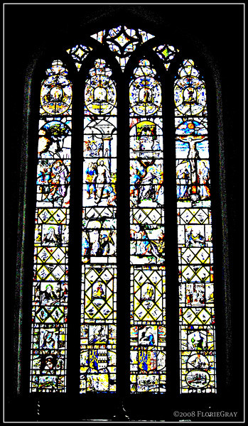 """Chapel Window, Wroxton Abbey  NOT stained glass; painted glass masterpiece by Van Linge, c. 1623  <a href=""""http://www.wroxtonabbey.org/about_museum.html"""">www.wroxtonabbey.org/about_museum.html</a>"""