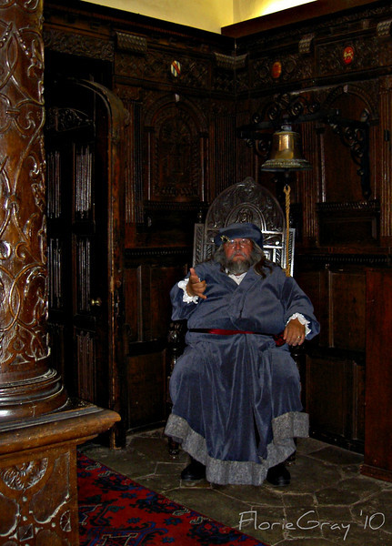 The Wizard of Wroxton