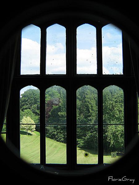 Bedroom Window, Wroxton Abbey