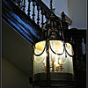 Lighting the Footfalls <br />  Backstairs, Wroxton Abbey