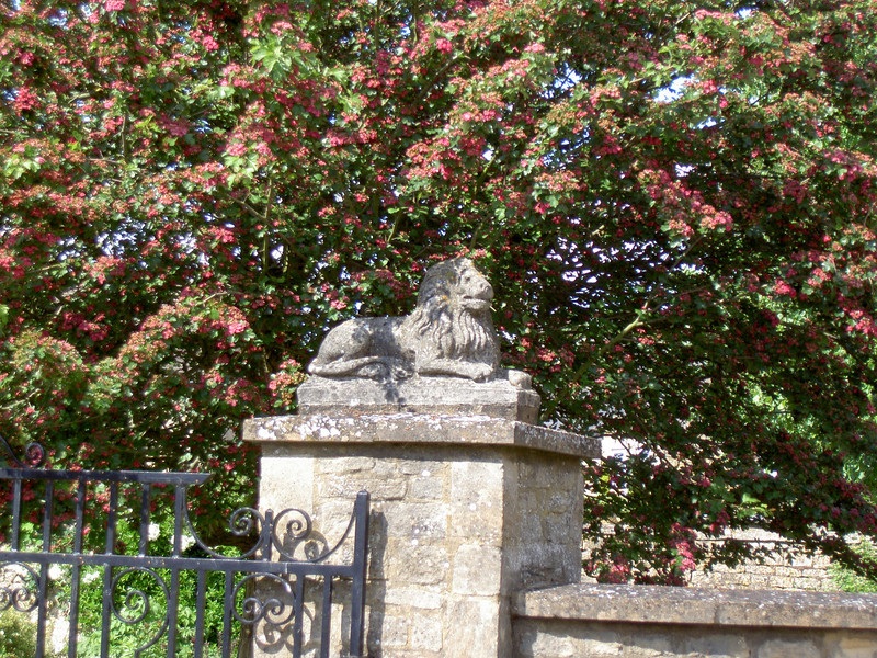 Guardian of the Garden <br /> Bourton-on-the-Water, England